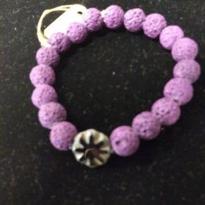 Jewelry - *Handmade* Purple Bracelet